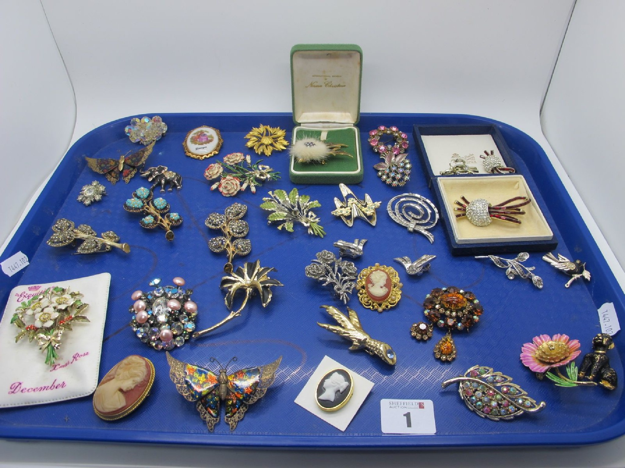 Silver, Jewellery & Watches Auction