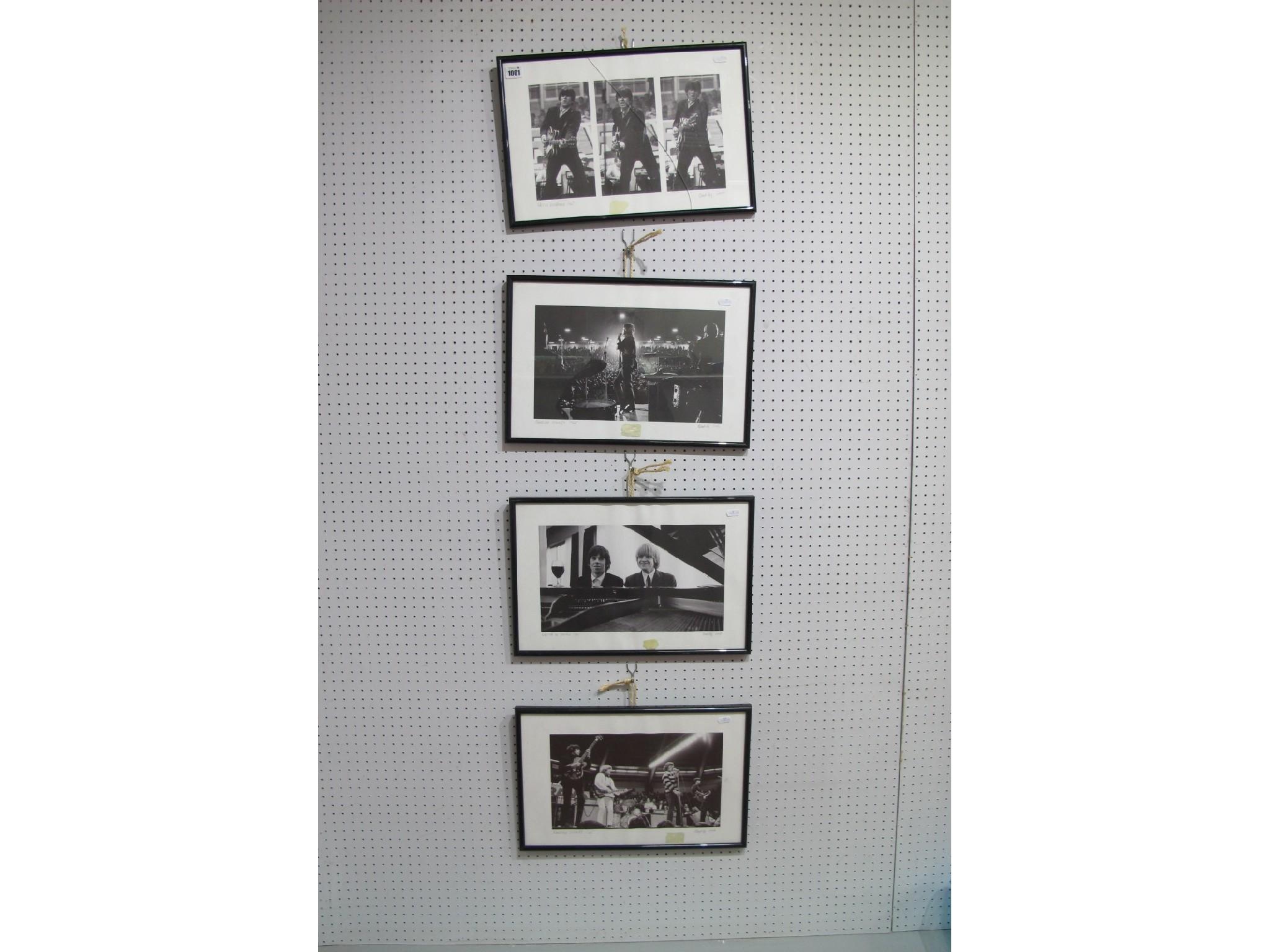 Vinyl Records & Music Ephemera Auction