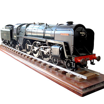 Sheffield Auction Gallery - Specialist Engineered Live Steam Auctions
