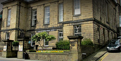 Holmfirth Civic Hall